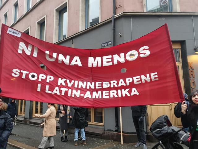 Foto: Facebookside M-Oslo