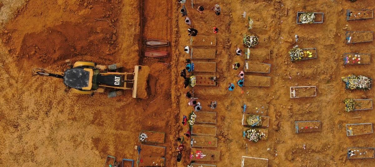 Foto: Manaus (Br) 13.05.2020. Fernando Crispim/Amazônia Real