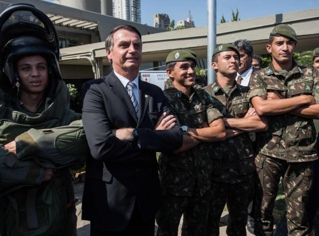 Foto: Nelson Almeida /AFP. Tatt fra:https://www.gazetadopovo.com.br