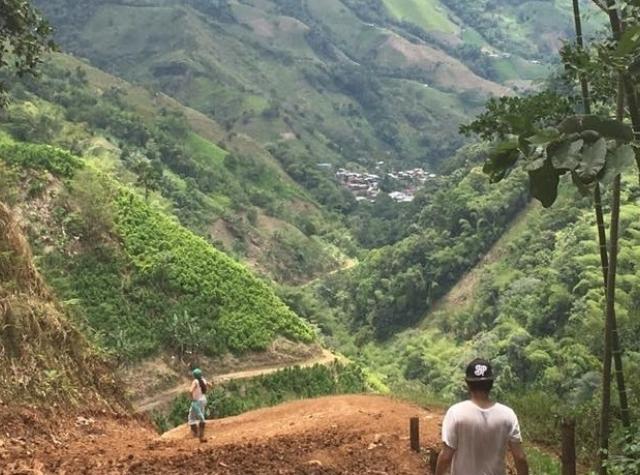Foto: Blir fredsavtalen implementert på det colombianske landsbygda? (Maria Skundberg Strøm)