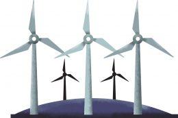 Vind- og solenergi