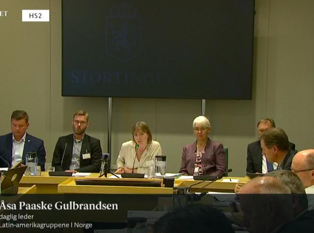 Foto: Stortinget.no